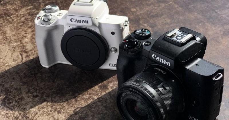 Краткий обзор canon eos m50 kit