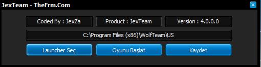 19.09.2013 Wolfteam US JexTeam G4 Envanter Hile Botu