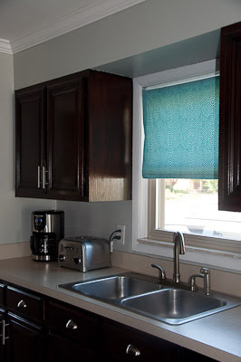 Gel Stain Cabinets