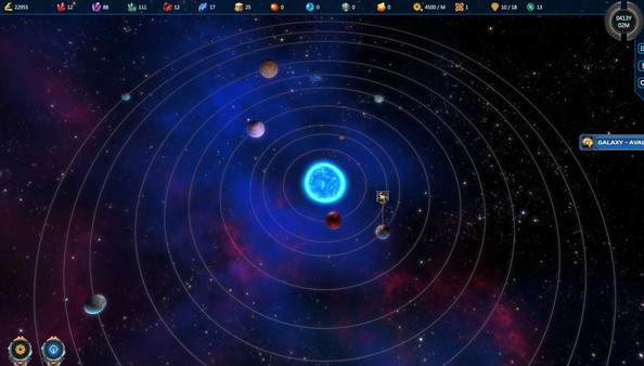 Space Tycoon PC Game