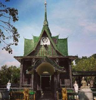 கோவில் முன்புறம்