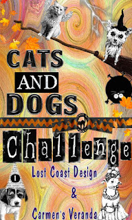 https://lostcoastportaltocreativity.blogspot.com/2018/10/challenge-63-cats-and-dogs-and-31-days.html