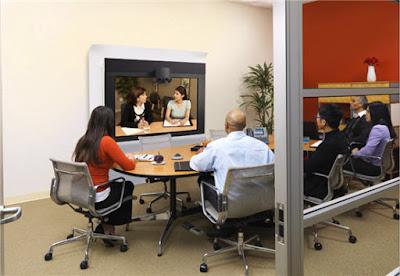 Công nghệ hội nghị truyền hình Cisco và cách đối phó cuộc khủng hoảng tài chính