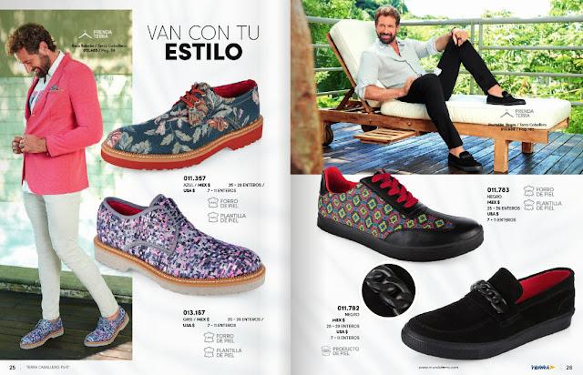 zapatos para caballeros diseños florales 2017