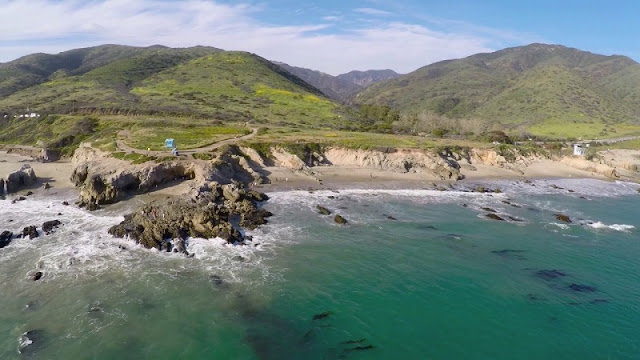 Ponto turístico Malibu Creek State Park em Malibu