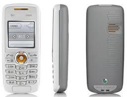 Spesifikasi Sony Ericsson J230i