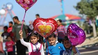 المظاهر الاحتفال بالعيد