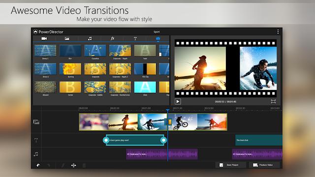 تحميل برنامج محرر الفيديو Video Editor للأندرويد برابط مباشر