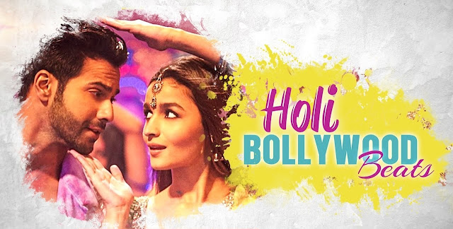 Bollywood songs for holi 2018