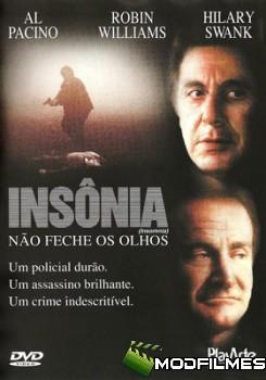 Capa do Filme Insônia