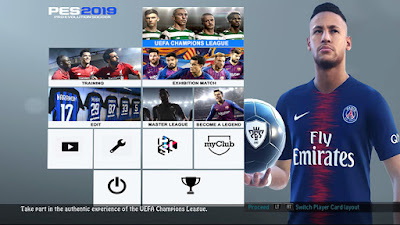 PES 2010 Next Season Patch 2019 + Update 2.0 Season 2018/2019