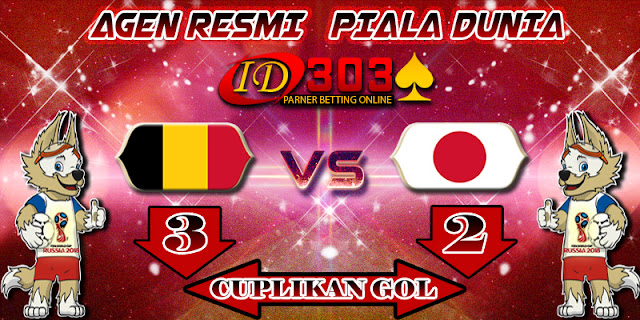 CUPLIKAN GOL BELGIUM 3 - 2 RUSSIA