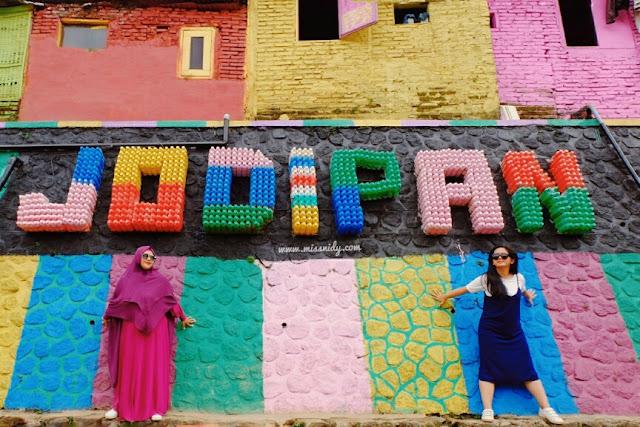 kampung warna-warni jodipan malang