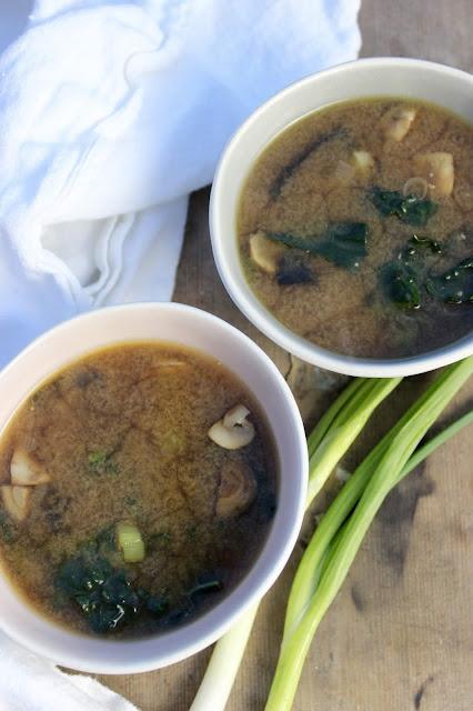 simple miso soup