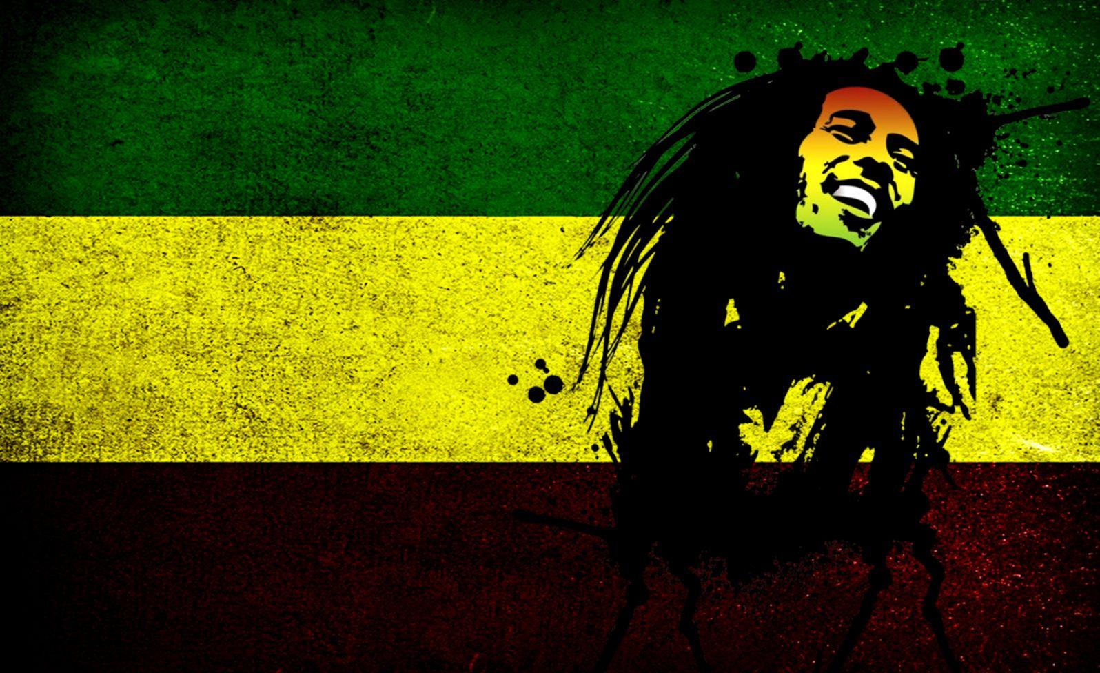 Bob Marley Reggae Music Hd Wallpaper Mega Wallpapers
