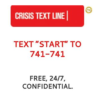 Donate to Crisis Text Line #GivingTuesday