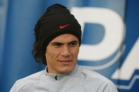 Liverpool to sign PSG striker Edinson Cavani