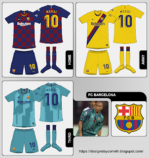 This is part of a series of predctions regarding Nike 2019-20 kits. 07777bf1d