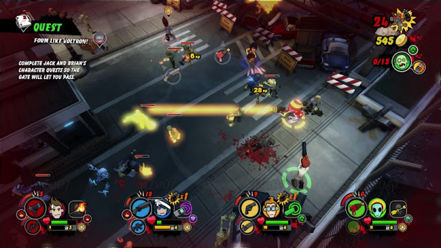 All Zombies Must Die PC Game Free Download Screenshot 3