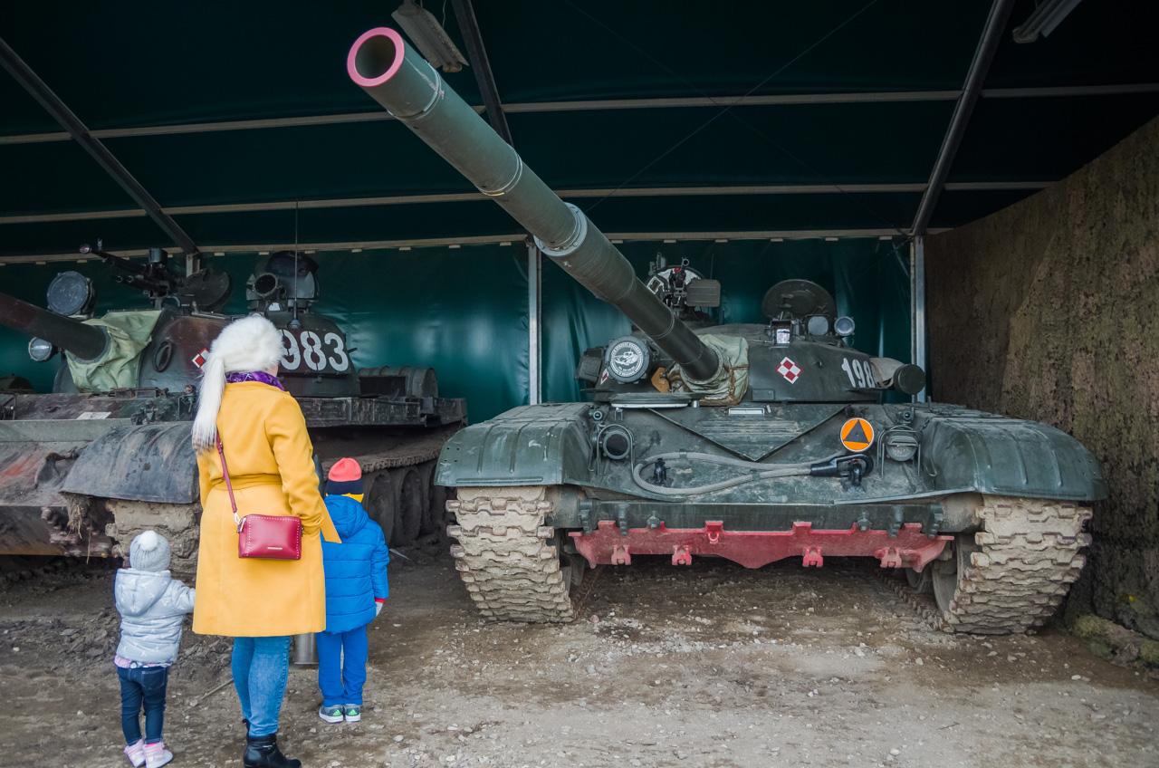 Muzeum Sprzętu Wojskowego w Mrągowie