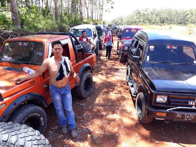 Komunitas Suzuki Katana Jimny Indonesia Di Muba Terbentuk