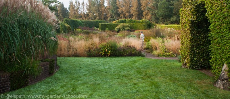 Aprendiendo a dise ar jardines con piet oudolf y noel - Disenar jardin online ...