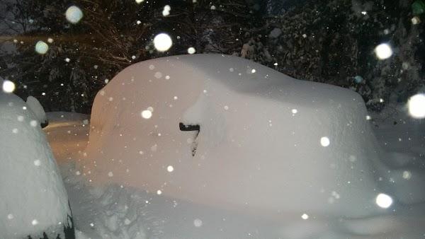Norteamérica acaba de tener su mayor cobertura de nieve de noviembre en al menos medio siglo.