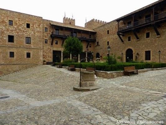 Castillo - Parador de Turismo de Sigüenza