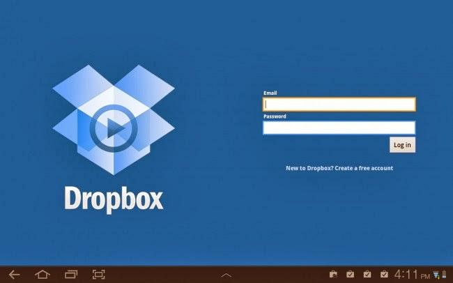 Invitation d'inscription sur Dropbox (bonus de 500Mo) donc vous aurez 2.5Go