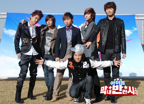 Korean Variety Shows ~: Idol Maknae Rebellion Ep 1 [ENG]