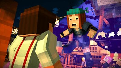 Minecraft Story Mode v1.15 Apk Mod (Unlocked Episode)+ Data 1
