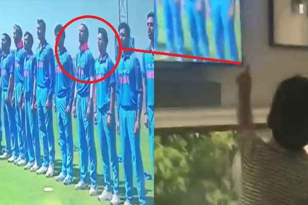 shikhar-dhawan-son-jorawar-viral-video-during-india-new-zeeland