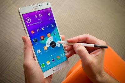 Cau hinh Samsung Note 4 2 sim cu