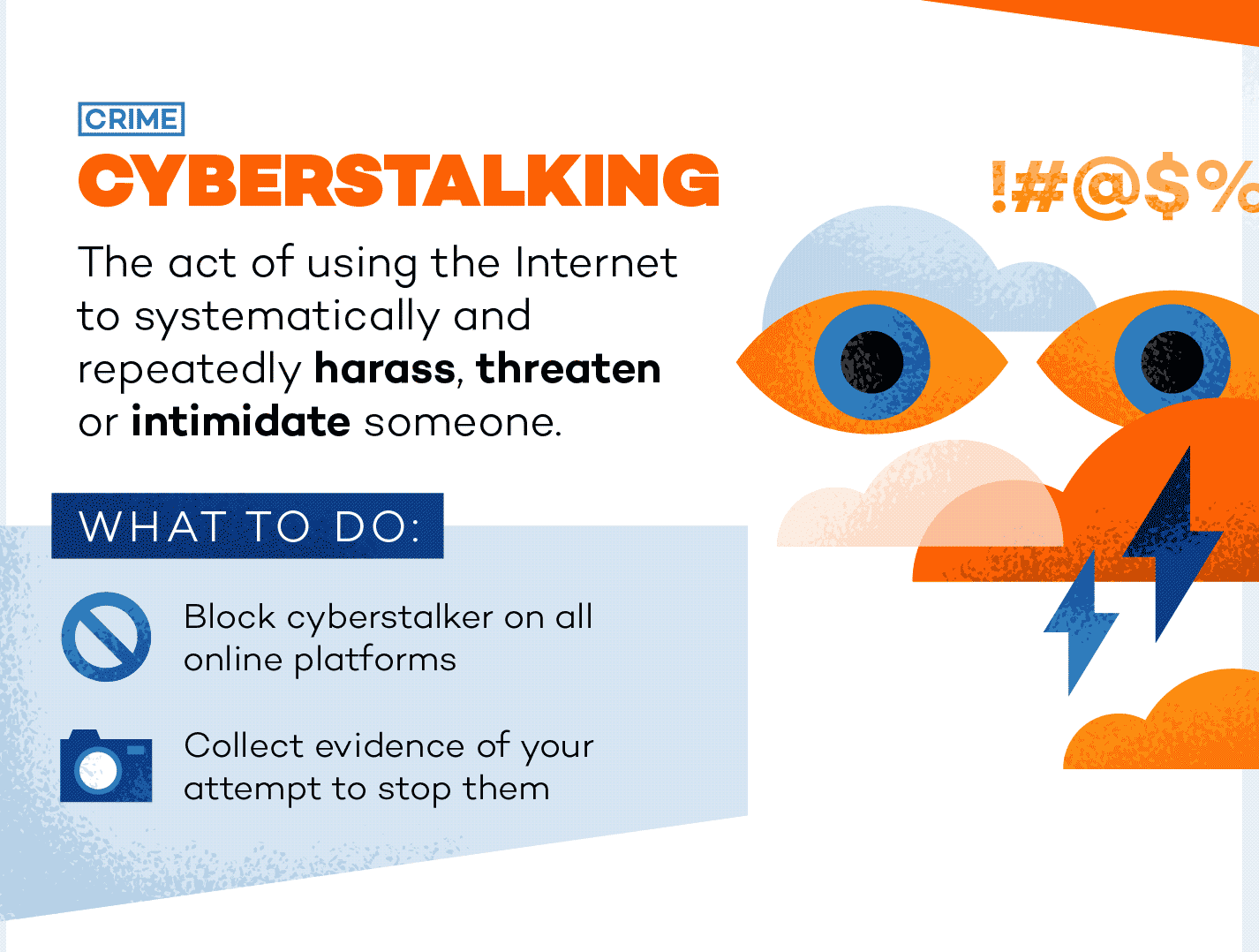 7 Types of Online Harassment to Watch Out For [Infographic