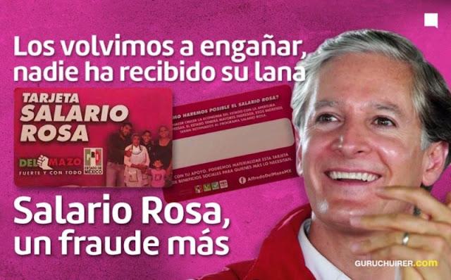 Aclara Alfredo Del Mazo que Salario Rosa no será para todas las mujeres