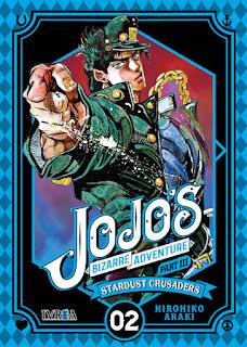 JOJO'S BIZARRE ADVENTURE - Stardust Crusader 02