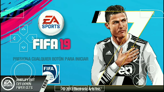 Download Fifa 2019 Update Terbaru MOD ISO PSP/PPSSPP