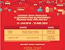 Jadual Cadangan Waktu Perjalanan PLUS Tahun Baru Cina CNY 2019