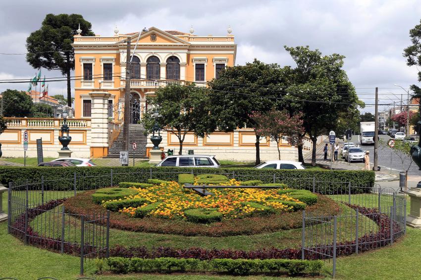 Relógio das Flores - Curitiba