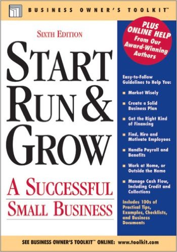 Start run & grow a successful small business