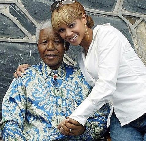 'You made it possible to reject Impossibilities' - Beyoncé pens letter of gratitude to Nelson Mandela