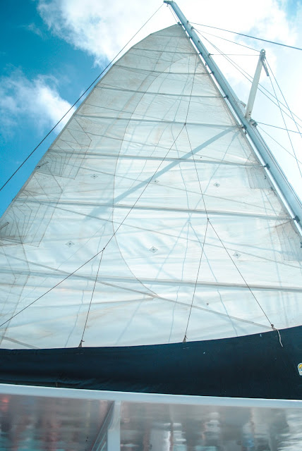 catamaran oranjestad aruba