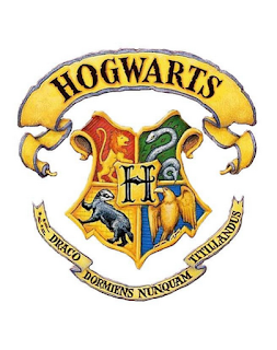 Harry Potter, Hogwart Houses Free Printable Invitations, Labels or Cards.