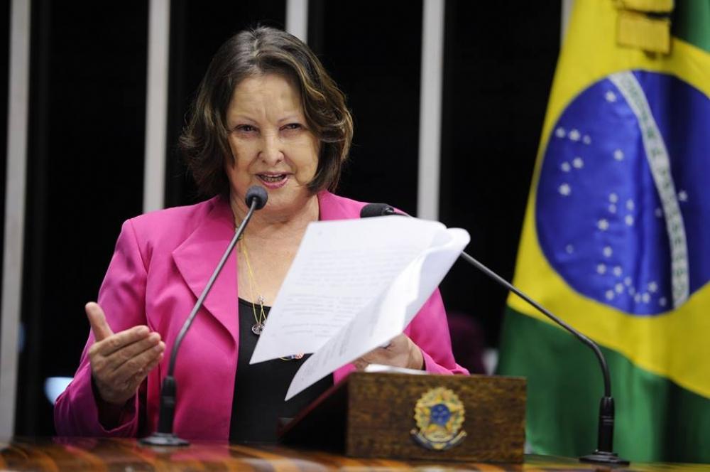 Maria do Carmo volta ao senado para participar da votação do impeachment