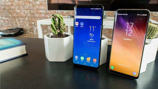 ¿Por qué elegir el Samsung Galaxy S8?