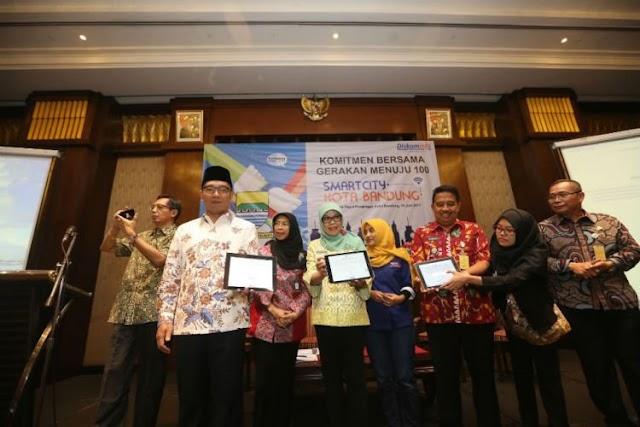 11 Daerah kerjasama dengan Bandung terkait smart city