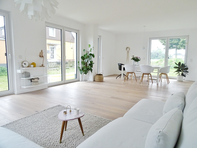 Wohnzimmer im skandinavischen Stil | Fotoaktion #12von12 | 1 Tag in 12 Bildern | https://mammilade.blogspot.de
