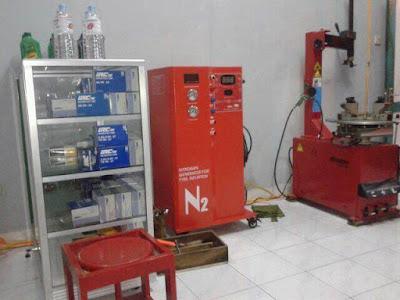 ban isi nitrogen