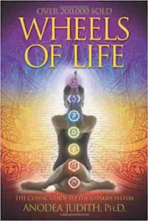 Wheels of Life: A User's Guide to the Chakra System (Llewellyn's New Age Series) by Anodea Judith