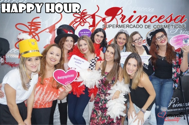 Happy Hour Princesa Cosméticos